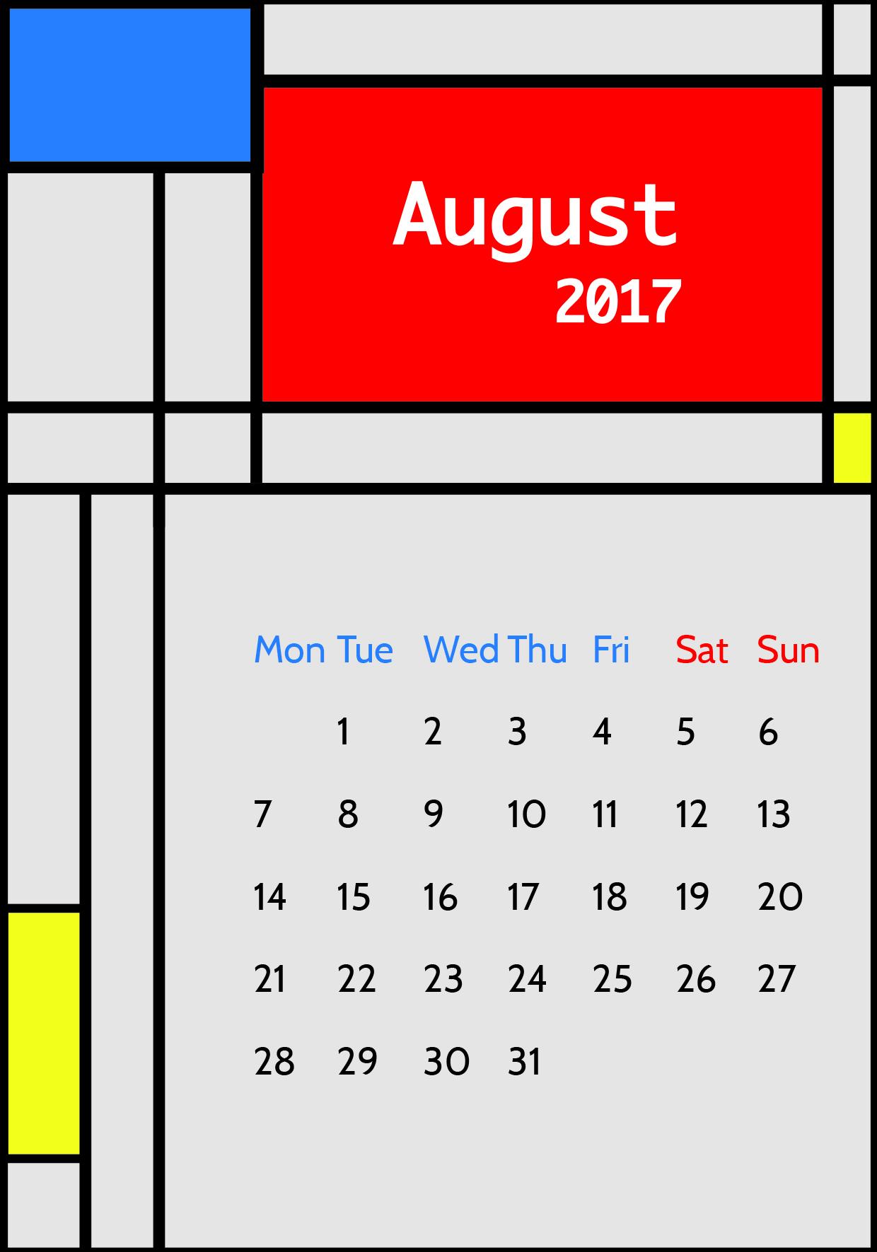 Aug 2017